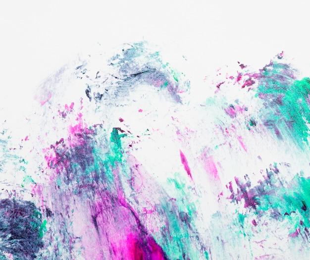 Fondo de esmalte de uñas abstracto sucio manchado Foto gratis