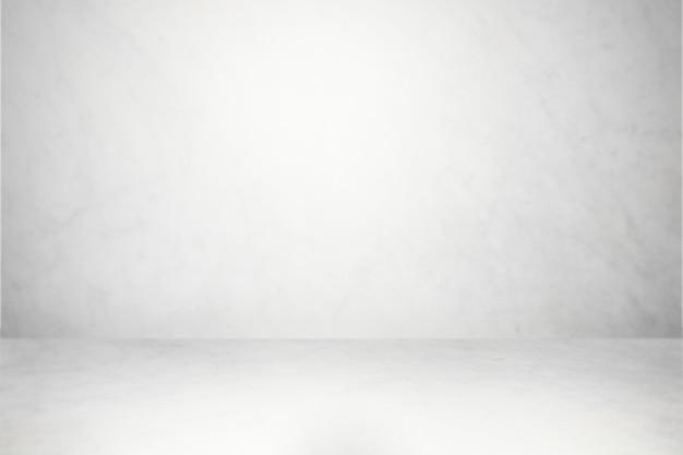Fondo de estudio blanco y gris Foto Premium
