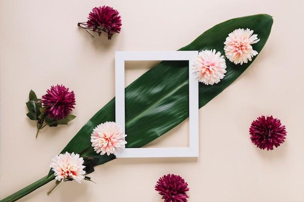 Fondo de flores Foto gratis
