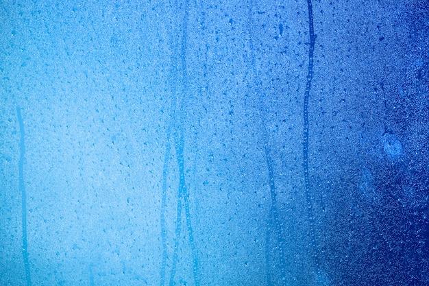 Fondo de gotas de agua Foto Premium