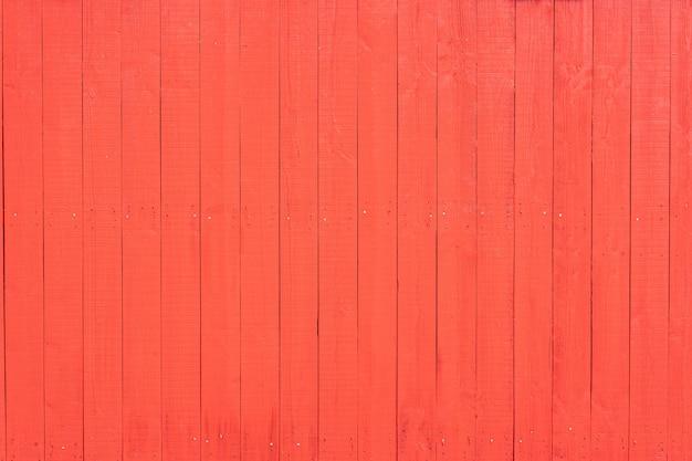 Fondo de madera roja Foto gratis