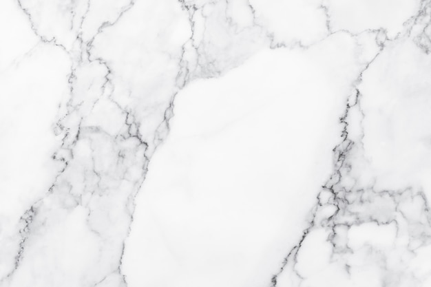 Fondo de mármol blanco para el diseño. Foto Premium