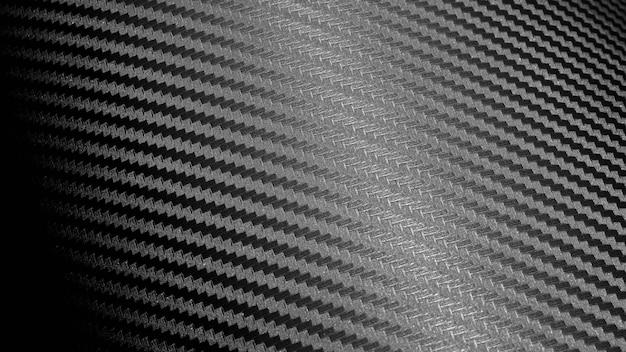 Fondo de material compuesto de fibra de carbono Foto Premium