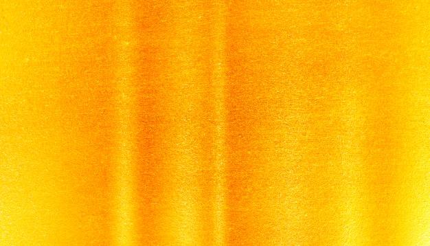 Fondo de metal dorado cepillado Foto Premium