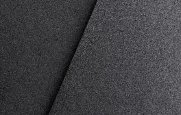 Fondo o textura de metal oscuro o negro Foto Premium