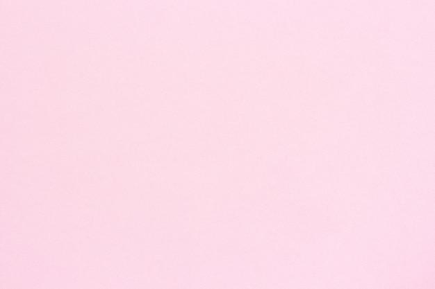 Fondo De Papel En Colores Pastel Rosado De La Textura