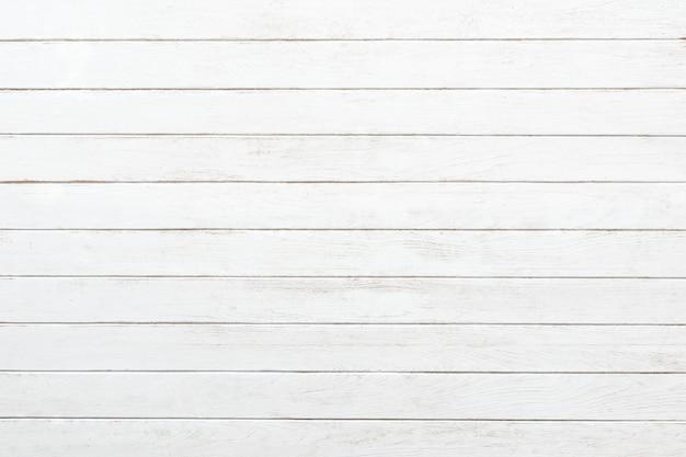 Fondo de pared de madera blanca Foto gratis