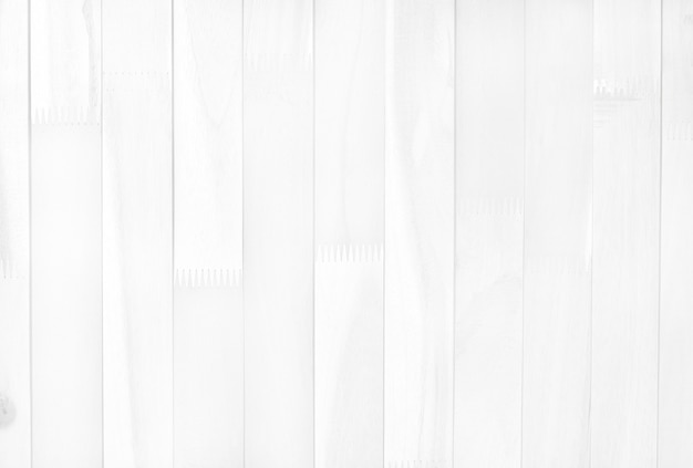 Fondo de pared de madera pintada vintage, textura de color gris blanco con el viejo patrón natural para el diseño de obras de arte. Foto Premium