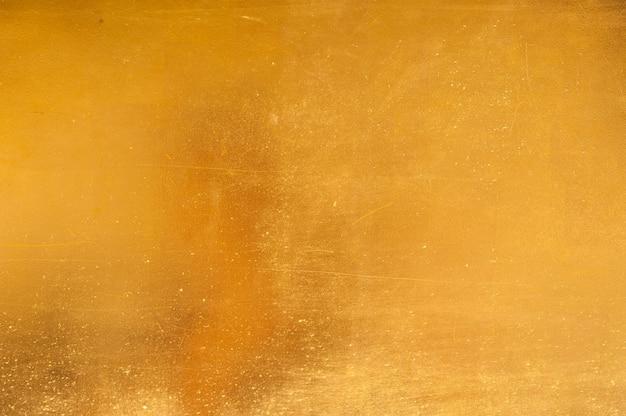 Fondo de la pared de oro Foto gratis
