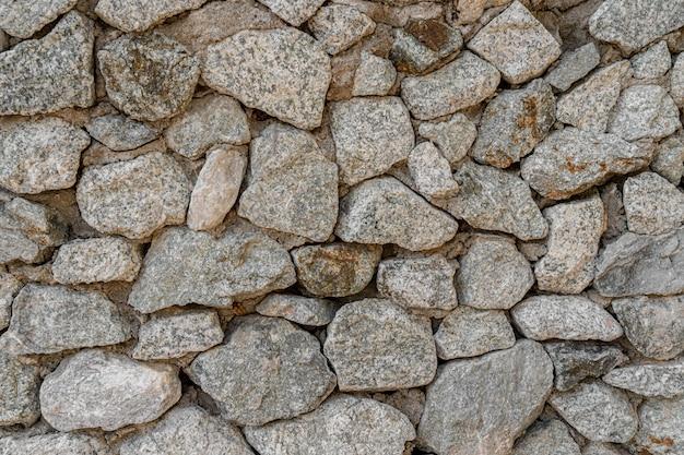 Fondo de la pared de piedra, viejo patrón de textura de ladrillo para la decoración Foto Premium