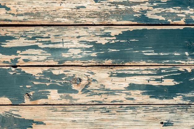 Fondo de piso de madera dañado Foto gratis