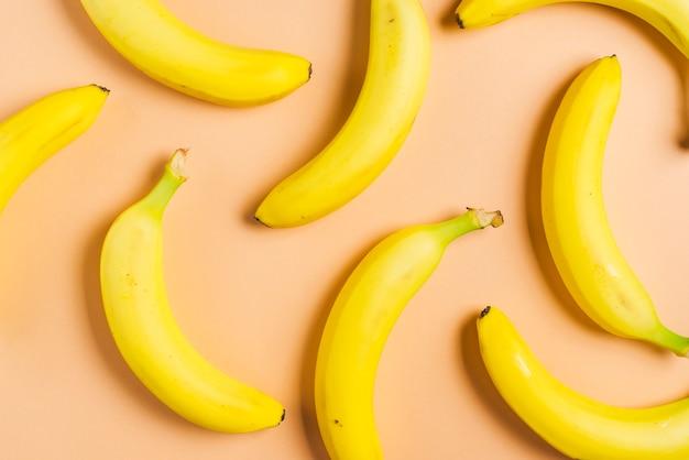 Fondo de plátanos Foto gratis