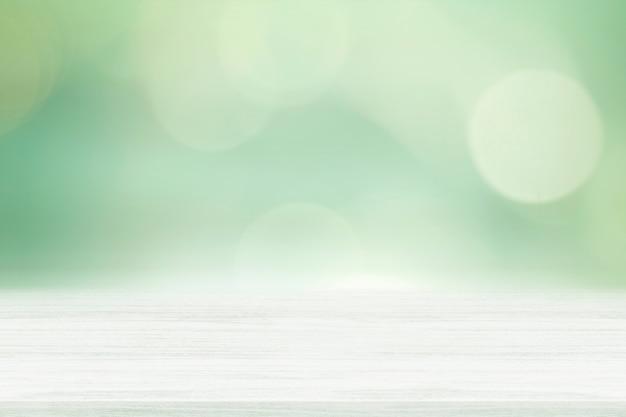 Fondo de producto verde Foto gratis
