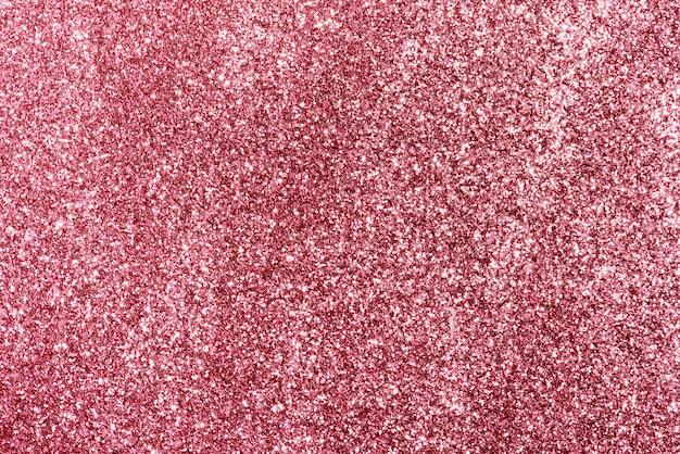 Fondo rosa brillos
