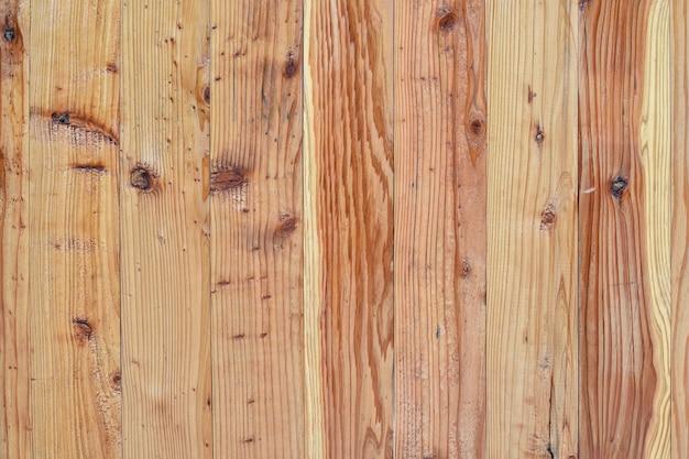 Fondo de tabla de textura de madera de pino Foto Premium