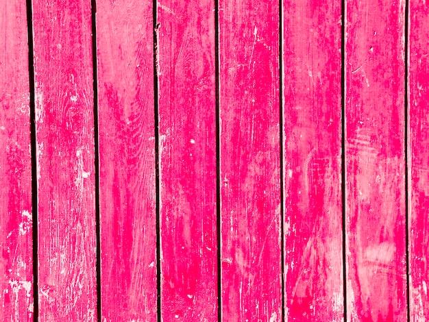 Fondo de tablón de madera rosa vintage Foto gratis