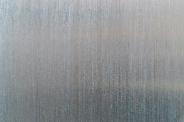 Fondo de textura de acero inoxidable, metal plateado | Foto Premium