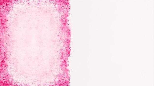 Fondo de textura acuarela rosa con copyspace Foto gratis