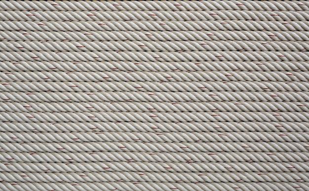 Fondo de textura de cuerda Foto Premium