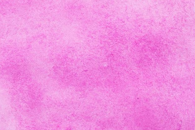 Fondo de textura macro acuarela abstracta rosa Foto gratis