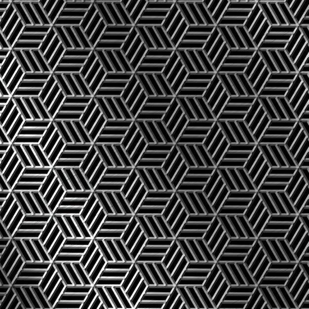 Fondo de textura metálica Foto Premium