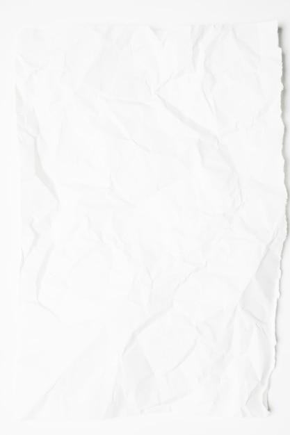Fondo textura papel blanco Foto gratis