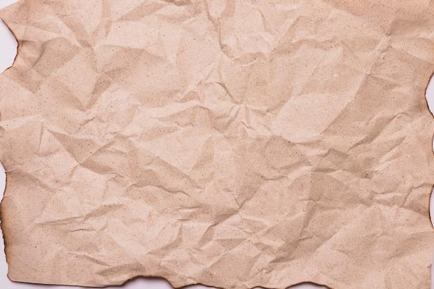 Fondo textura papel marrón Foto gratis