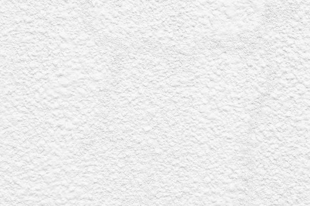Fondo de textura de pintura de pared de cemento limpio blanco Foto Premium