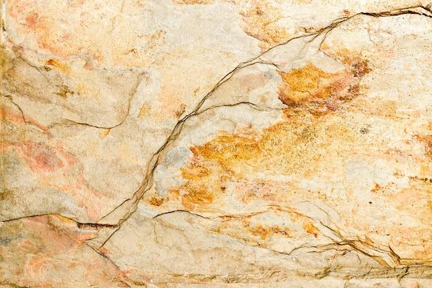 Fondo de textura de roca y piedras Foto Premium
