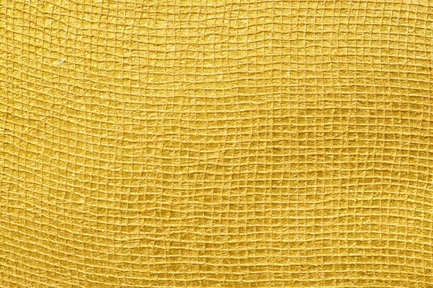 Fondo con textura superficie dorada brillante Foto gratis