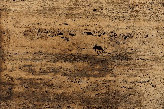 Fondo de textura de superficie de mármol marrón Foto gratis
