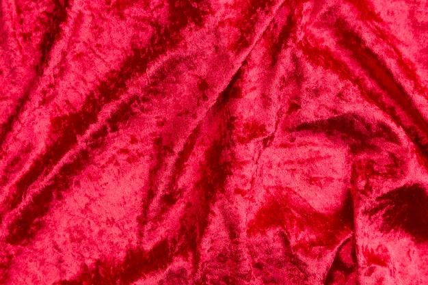 Fondo de textura de terciopelo rojo para año nuevo chino Foto gratis