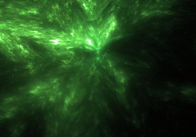 Fondo verde del universo espacial descargar fotos gratis for Immagini universo gratis