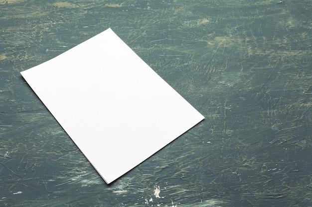 Foto. plantilla para identidad de marca. para diseñadores gráficos, presentaciones y carteras. Foto Premium