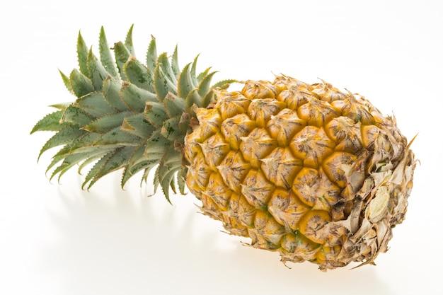 Fruta de piña Foto gratis