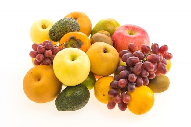 Frutas mixtas Foto gratis