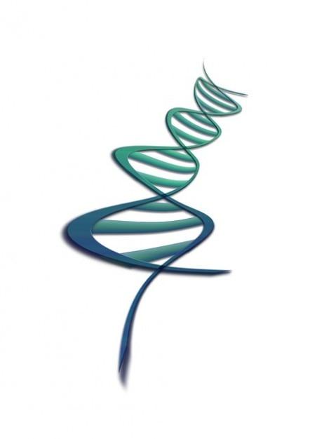 gen de ácido desoxirribonucleico ADN patrimonio gráfico Foto Gratis