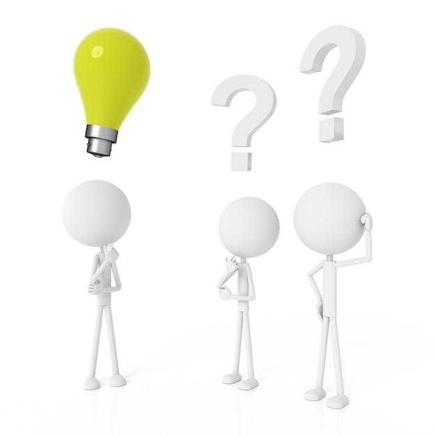La gente modela y tiene concepto de ideas. Foto Premium