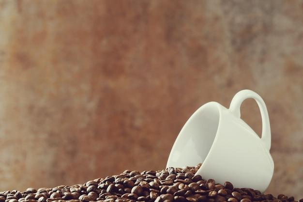 Granos de café Foto gratis
