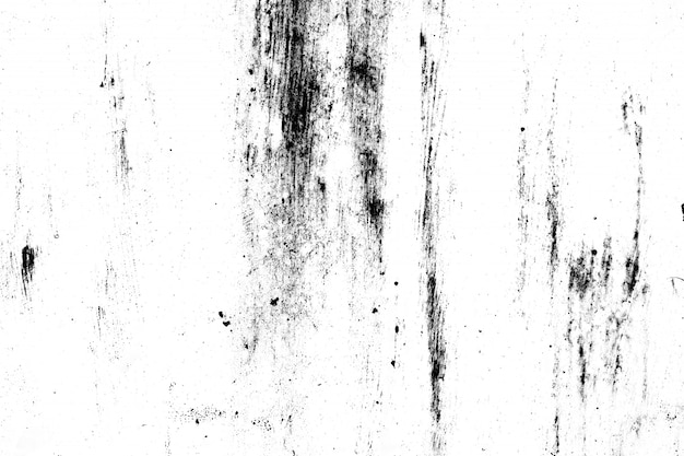 Grunge metal y polvo rasguño blanco y negro textura de fondo Foto Premium