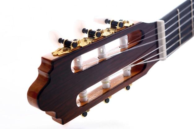 Guitarra acustica Foto gratis