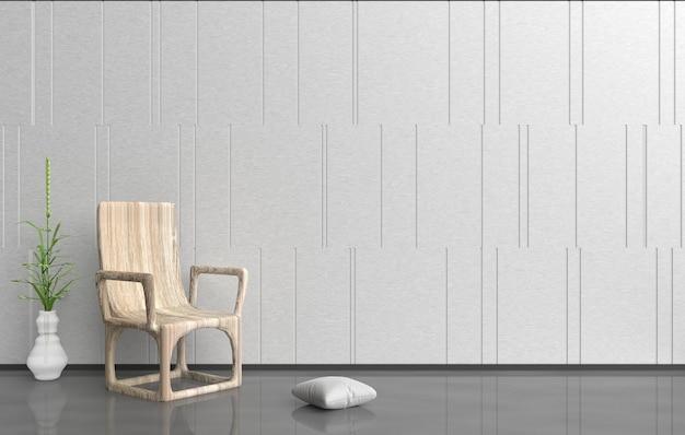 habitaciones grises y blancas Las Habitaciones En Blanco Gris Son Una Decoracin Con