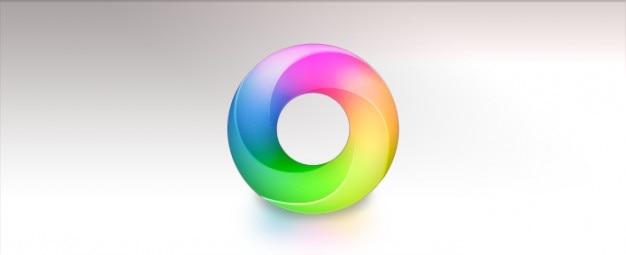 hasta el doble arco iris | Descargar PSD gratis