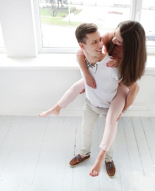 Hermosa pareja Foto gratis