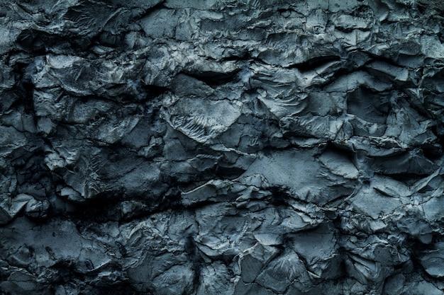 Hermosa textura de grunge antiguo de la pared áspera de hormigón. color gris. fondo contexto. horizontal. colores azules. Foto gratis