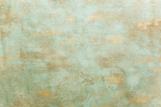Hermoso fondo de cobre oxidado de cardenillo Foto gratis