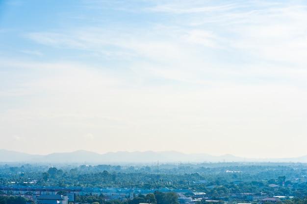 Hermoso paisaje en la ciudad de pattaya chonburi Foto gratis