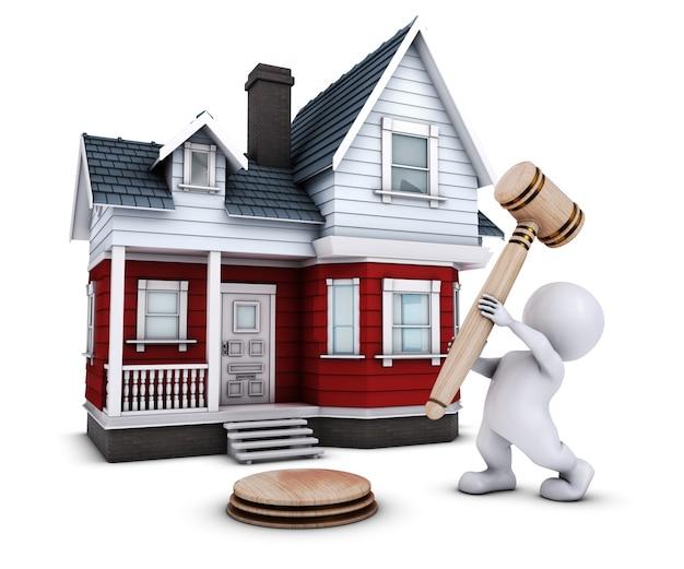Hombre a punto de vender una casa descargar fotos gratis - Como se vende una casa ...