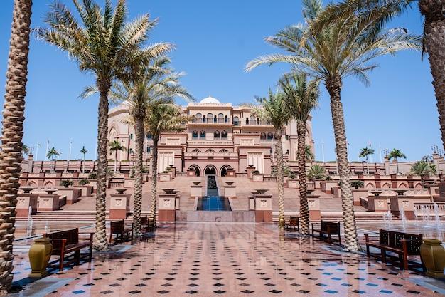 Hotel emirates palace Foto gratis