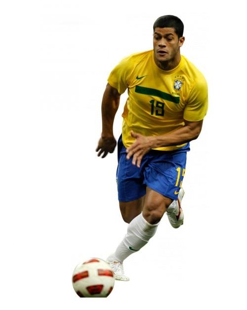 Hulk, Selección Nacional de Brasil Foto Gratis